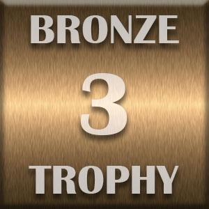 BRONZE Trophy 2