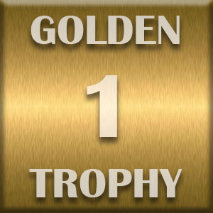 Golden-trophy