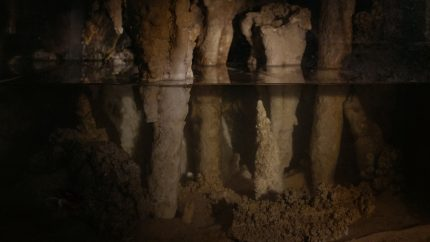 Underground River Cave in Chongzuo, Guangxi, China (1)